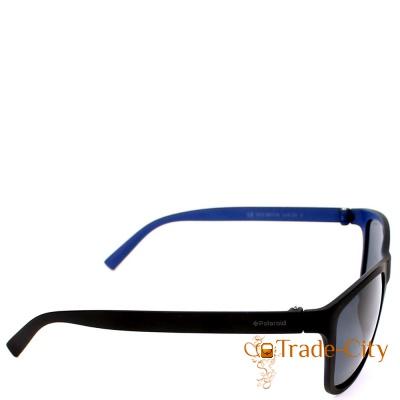 Мужские очки в гибкой оправе POLAROID с поляризационными ультралегкими линзами