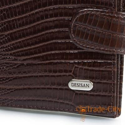 Мужское кожаное портмоне DESISAN (SHI080-142)