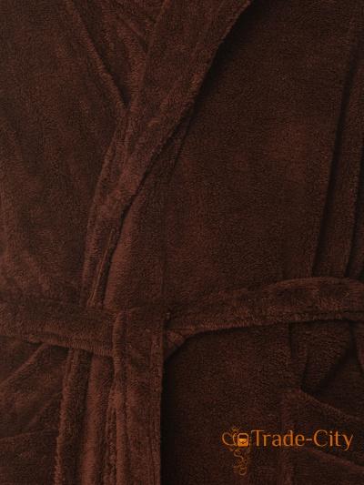 Мужской халат из микрофибры SOFT SHOW COLLECTION