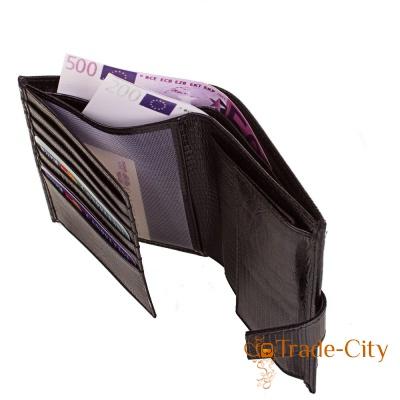 Мужской кожаный кошелек CANPELLINI (SHI506)