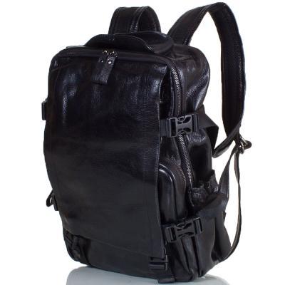 """Мужской кожаный рюкзак ETERNO (с карманом для ноутбука 11,6-12"""")"""