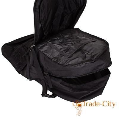 Мужской рюкзак ONEPOLAR (black)