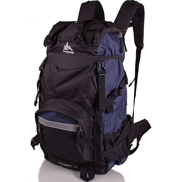 Мужской трекинговый рюкзак ONEPOLAR (navy)