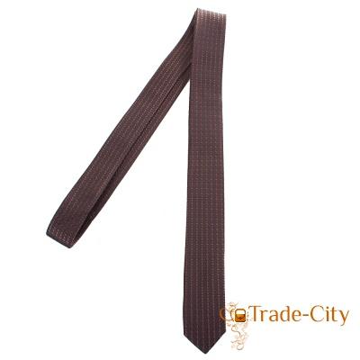 Мужской узкий шелковый галстук ETERNO (EG653)