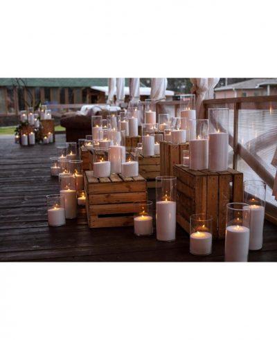Насыпная свеча (15см)