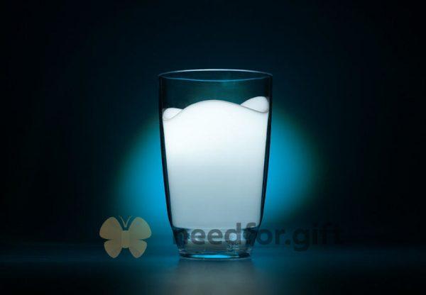 Ночник-светильник «Стакан молока»