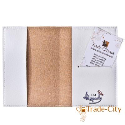 Обложка для паспорта унисекс PASSPORTY (ПАСПОРТУ)