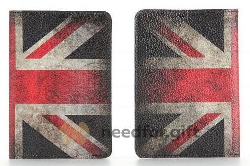 Обложка для паспорта «Великобритания»