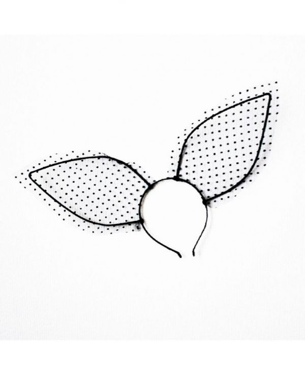Обруч-ушки «Зайки»