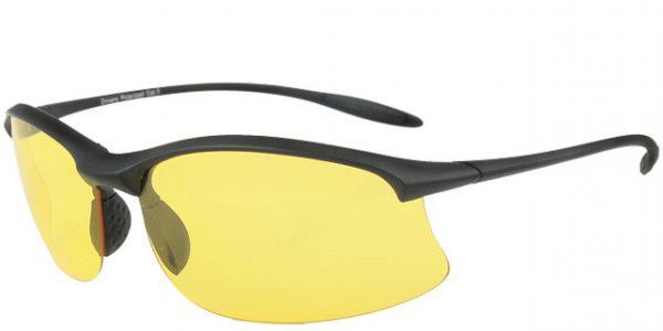 Очки для водителей мужские в гибкой оправе с поляризационными линзами AUTOENJOY