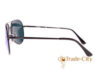 Очки мужские с зеркальными поляризационными линзами оригинал POLAROID (ПОЛАРОИД)