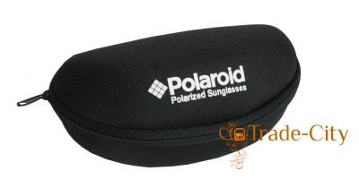 Очки женские с поляризационными градуированными линзами POLAROID (коричневый)