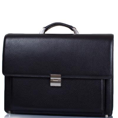 Портфель мужской кожаный KARYA