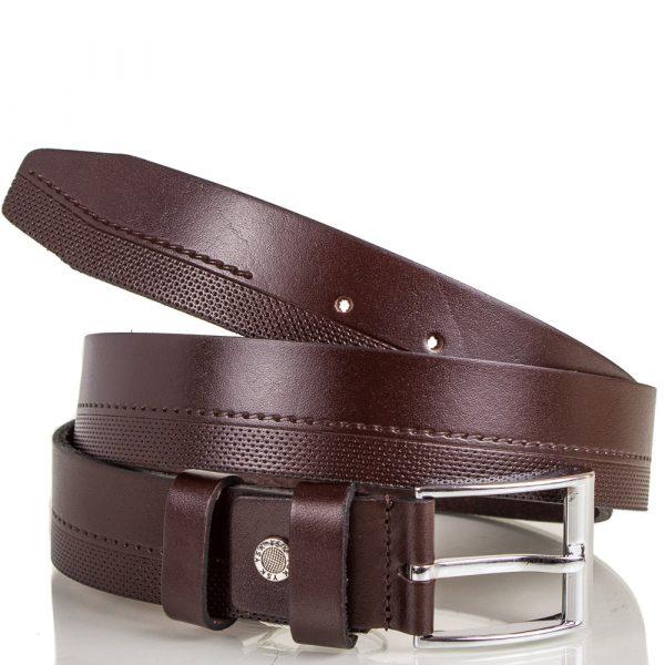 Ремень мужской кожаный Y.S.K. (brown)