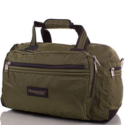 Спортивно-дорожная сумка ONEPOLAR (green)