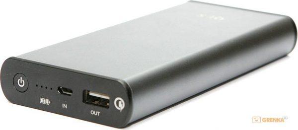 Универсальная мобильная батарея PowerPlant Quick-Charge