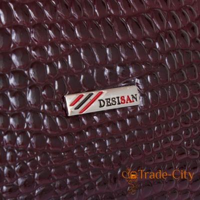 Женская кожаная косметичка DESISAN (SHI064-17)
