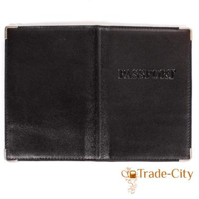 Женская кожаная обложка для паспорта CANPELLINI (SHI1-2GL)