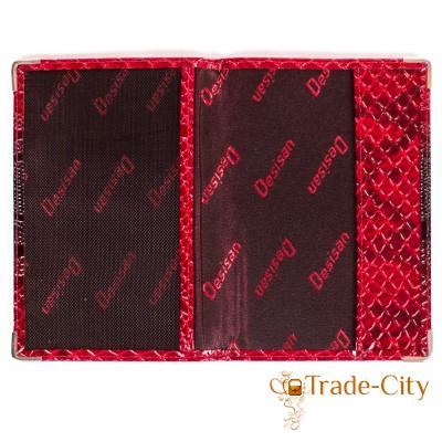 Женская кожаная обложка для паспорта CANPELLINI (SHI500-1)