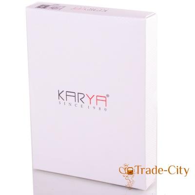 Женская кожаная обложка для водительских прав KARYA (КАРИЯ)
