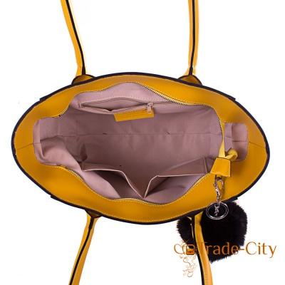 Женская кожаная сумка ETERNO (IBP1003)