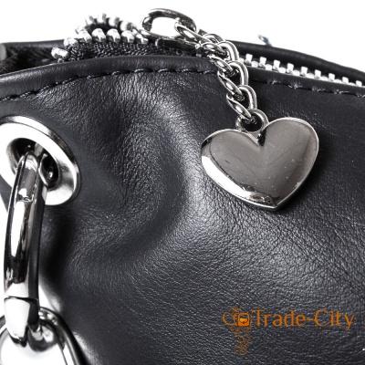 Женская кожаная сумка ETERNO с ручкой на цепочке