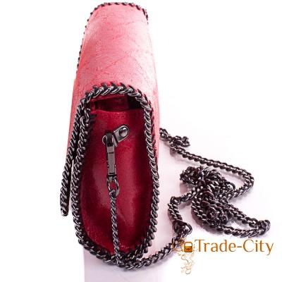 Женская кожаная сумка-клатч ETERNO (IBP1001)