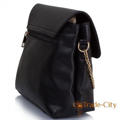 Женская мини-сумка из качественного кожзаменителя ETERNO (ЭТЕРНО)