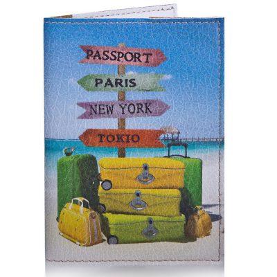 Женская обложка для паспорта PASSPORTY (ПАСПОРТУ)