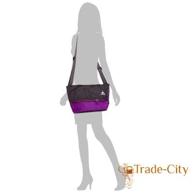 Женская спортивная сумка ONEPOLAR (lilac)