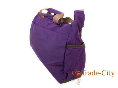 Женская спортивная сумка ONEPOLAR (violet)