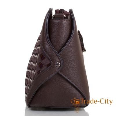 Женская сумка из качественного кожзаменителя ANNA&LI (АННА И ЛИ)
