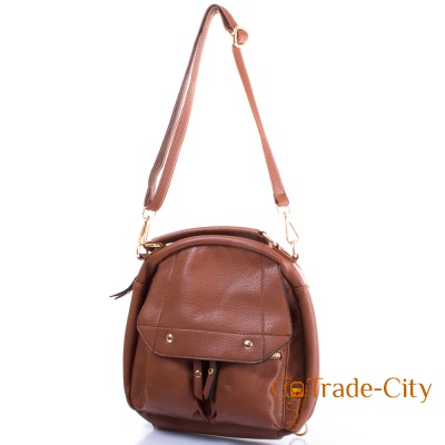 Женская сумка-рюкзак из качественного кожзаменителя ETERNO (ETK640-10)