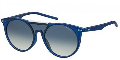 Женские очки с поляризационными ультралегкими градуированными линзами POLAROID