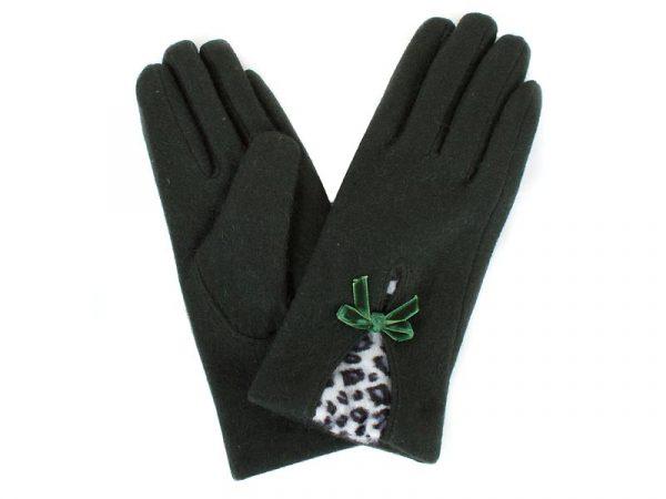 Женские перчатки из шерсти ETERNO (ЭТЕРНО)