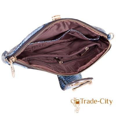 Женский кожаный клатч ETERNO (ET336954-2)