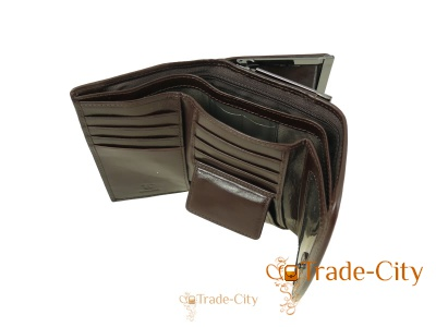 Женский кожаный кошелек WANLIMA (W62041170473)