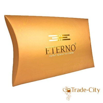 Женский узкий ремень ETERNO (кожаный)