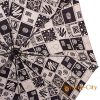 Женский зонт-полуавтомат AIRTON (АЭРТОН)