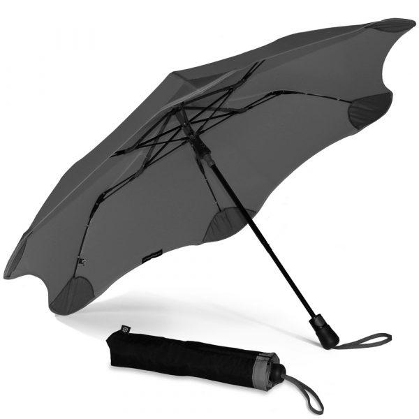Мужской противоштормовой зонт-трость BLUNT