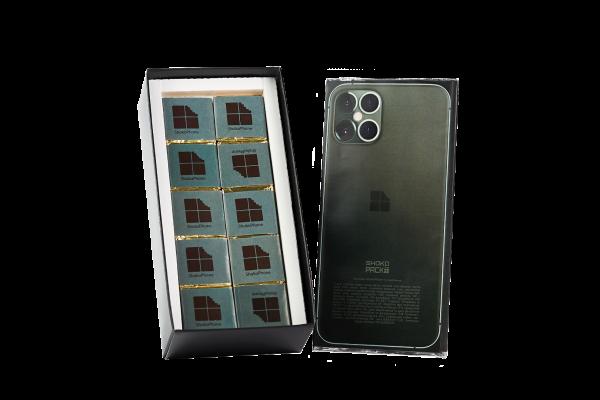 Шоколадный набор XL «Shokophone» Shokopack