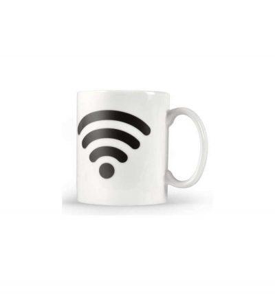 Чашка - хамелеон «Wi-Fi»