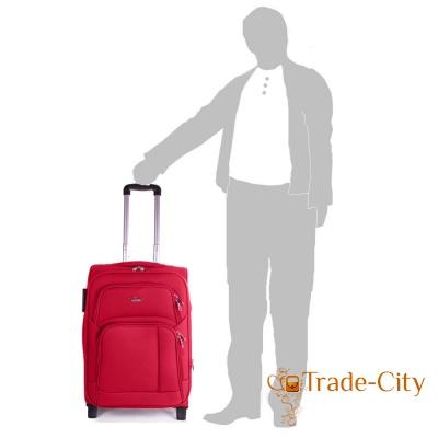 Чемодан большой на 2-х колесах Suitcase (АPT001L-1)