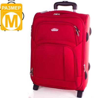 Чемодан средний на 2-х колесах Suitcase (АPT001M-1)
