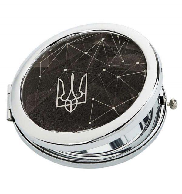 Карманное зеркальце «Герб»