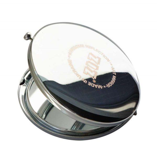 Карманное зеркальце «Золотые узоры»
