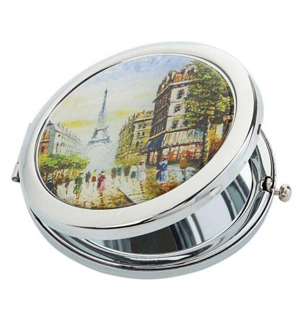 Карманное зеркальце «Париж»