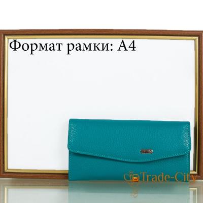 Женский кожаный кошелек CANPELLINI (SHI2029-42)