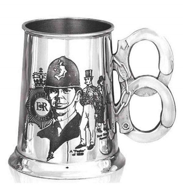 Кружка для пива (танкард) «Полиция»