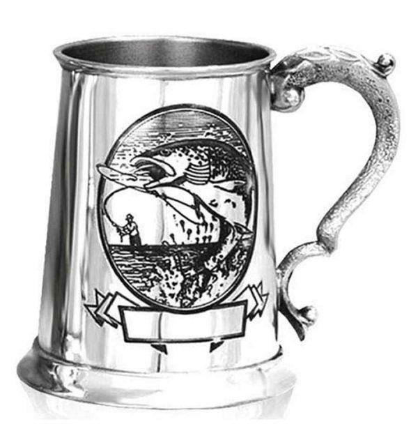 Кружка для пива (танкард) «Рыбалка»